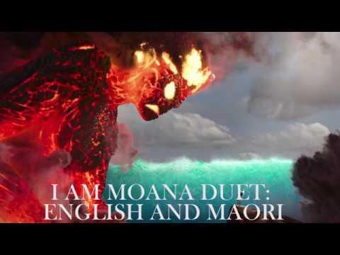 I am Moana Duet:  English and Maori