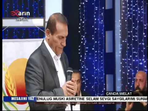 Dengbêj Kazo - Emman & Dîyarbekîr (Programa Flash TV)