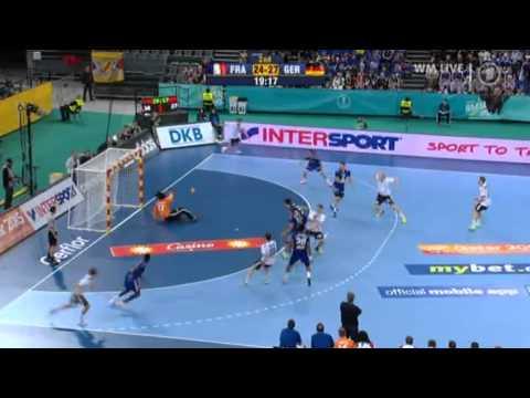 Deutschland Frankreich Handball Wm