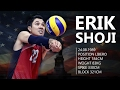 Erik Shoji | The Best Libero In The World |  Best Unbeliveble Saves Digs| USA Volleyball Team