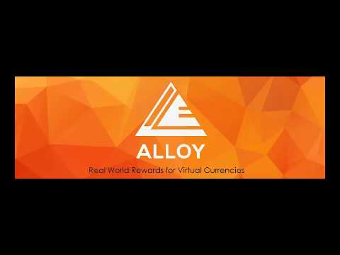 Alloy ICO - Real World Rewards for Virtual Currencies