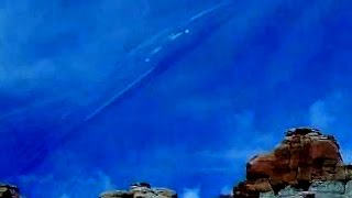 Mile WIDE UFO Utah!! UFO Sighting Cloaked Mothership UN-Covered! [Invisible Technology]
