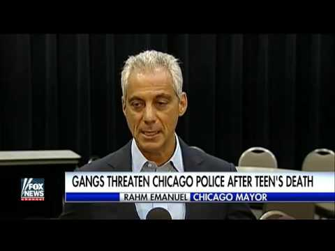 Plots to kill federal and local police in Chicago