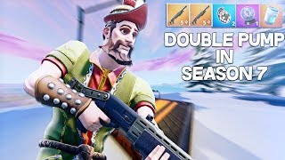 How to Double Pump in Season 7.
