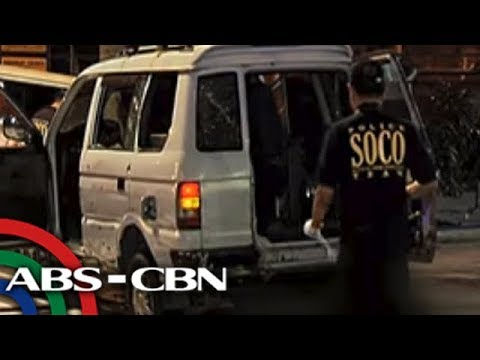 UKG: WATCH: Authorities fire at wrong vehicle in Mandaluyong