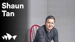Shaun Tan: Author Talk | Digital Season