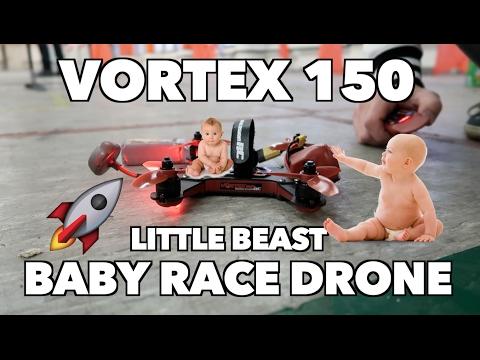 VORTEX MINI 150 RACE REVIEW & SETUP