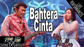 Download RHOMA IRAMA & SONETA FT. VIA VALLEN - BAHTERA CINTA (LIVE)