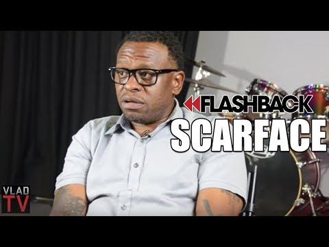 Scarface: J. Prince Was Raised By Wolves And I Was Raised By Him (Flashback)