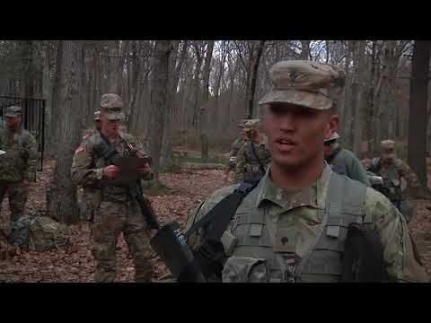 DFN:Best Warrior Competition: Becoming A Part Of The Elite, DEVENS, MA, UNITED STATES, 04.19.2018
