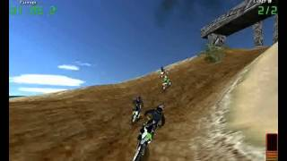 Kawasaki Fantasy Motocross For Old-Games.RU