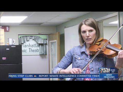 Manhattan teacher using classical music to inspire community