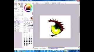 Урок #1 Как рисовать глаз (для новичков)