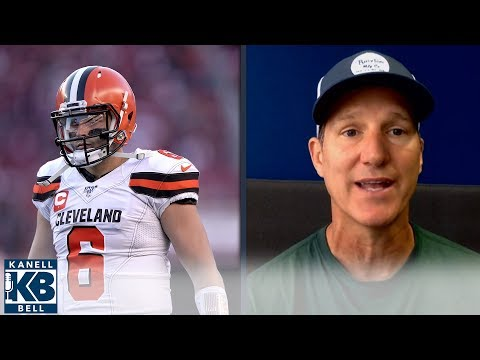 Is Baker Mayfield's biggest problem attitude or athleticism? | Kanell & Bell