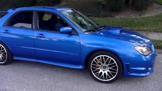 My 2006 Subaru Impreza WRX STi For Sale! [HD]