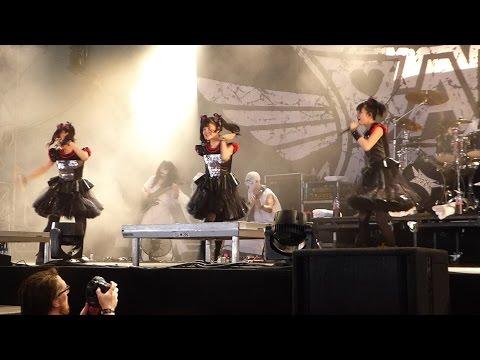 BabyMetal (Part2/2)- Fortarock Nijmegen (NL) 2016-June-05 Meta-Taro