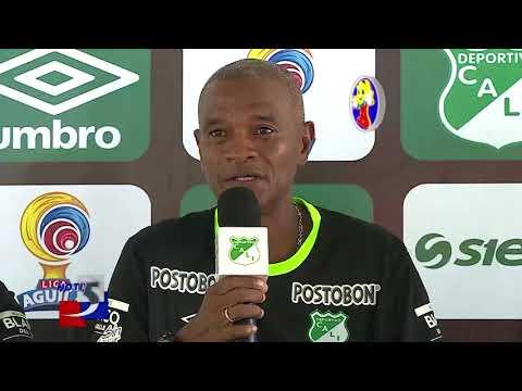 Reacciones en el Deportivo Cali tras la salida de Héctor Cárdenas como técnico del club