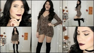 Look de Noche| Prepárate Conmigo-Karla Marie