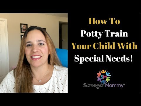 How To Potty Train A Child With Special Needs 5 Essentials To Potty Training Success