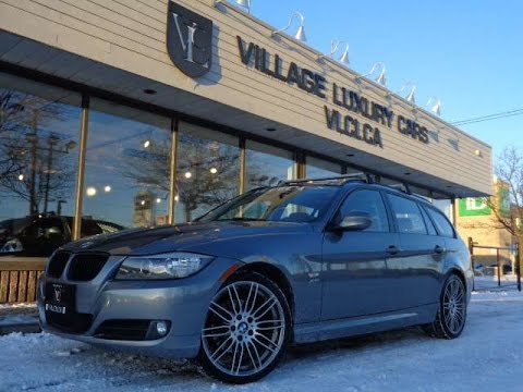2011 BMW 328i xDrive Touring in review  Village Luxury Cars