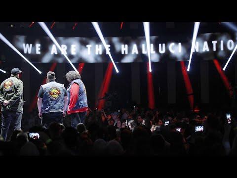 "A Tribe Called Red ft Tanya Tagaq and Black Bear Singers ""Medley"" - Live at the 2017 JUNO Awards"