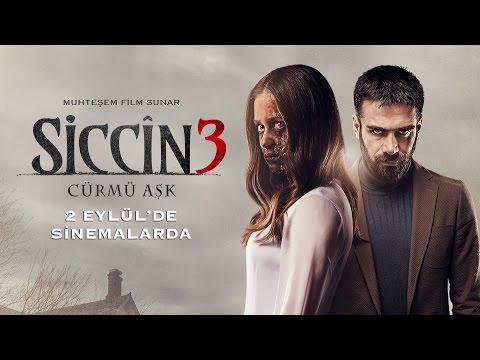 """""""SİCCİN 3"""" - Fragman HD (2 Eylül 2016'da Sinemalarda)"""