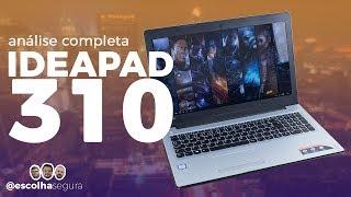 Notebook Lenovo IDEAPAD 310 | Análise Completa!!