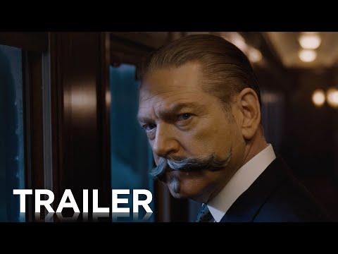 Murder on the Oriënt Express | Officiële trailer 2 NL ondertiteld | 9 november in de bioscoop