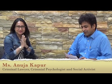 A  FREEWHEELING CHAT with Ms.Anuja Kapur Host: Dasharathraj K Shetty
