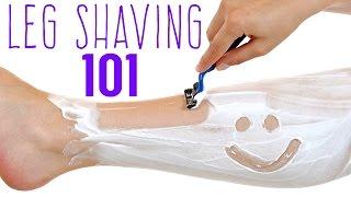 LEG SHAVING 101 | PREVENT RAZOR BURN & BUMPS