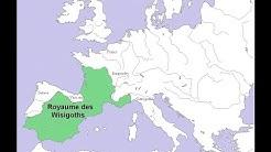 Histoire de l'Occitanie - De Rome à la France - Chapitre 1 : les origines (117-814 ap. JC)