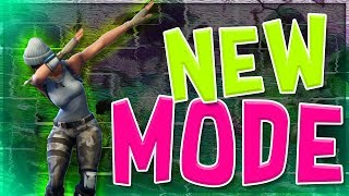 Fortnite Battle Royale : NEW GAME MODE Live Stream!!!