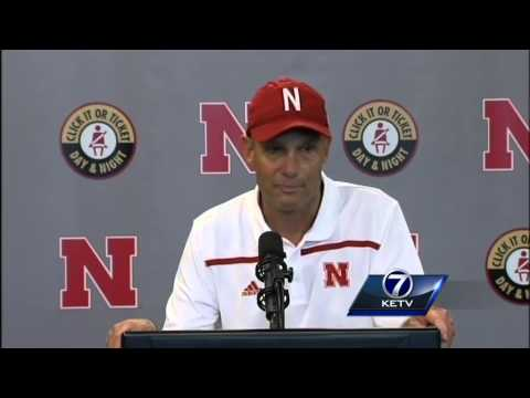 Mike Riley addresses media following Nebraska's loss to BYU
