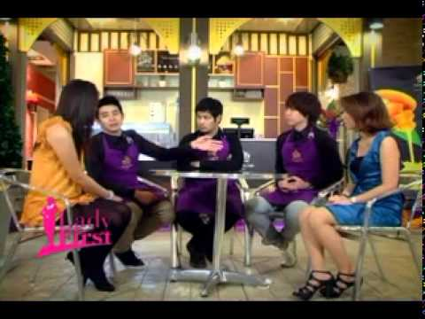 Thai Orchid Ice Cream on Money Channel 2