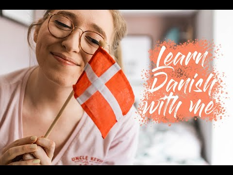 LEARN DANISH WITH ME   AD