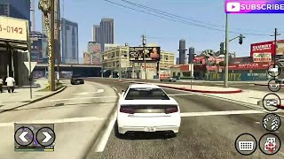 Gta 5 on android apk +obb |2.8 gb | Gamezone
