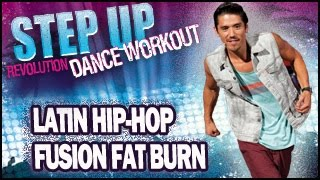 Step Up Dance Workout: Latin Hip-Hop Fusion Cardio Fat-Burn with Bryan Tanaka