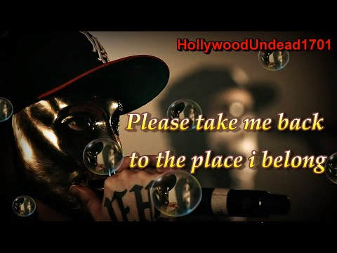 Hollywood Undead - Gravity - Lyrics FULL HD