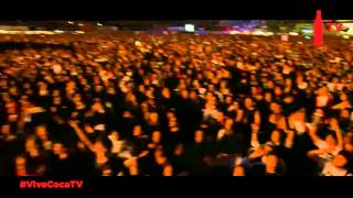 Calle 13-Vive Latino 2014 (COMPLETO)