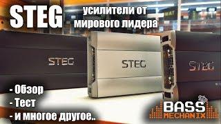 STEG - Мощь и качество звука  !