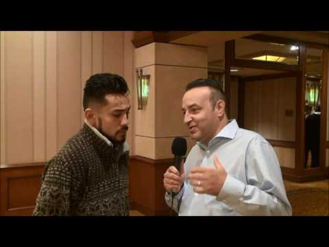 Emmanuel Robles talks about his fight with Kenneth Sims Jr