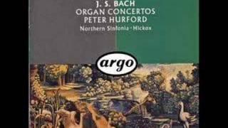 Bach - Sinfonia in D Major BWV 1045