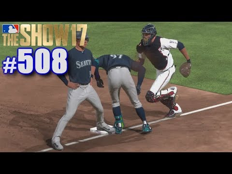 FUNNIEST WAY TO HIT FOR THE CYCLE!   MLB The Show 17   Road to the Show #508