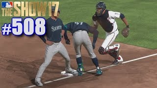 FUNNIEST WAY TO HIT FOR THE CYCLE! | MLB The Show 17 | Road to the Show #508