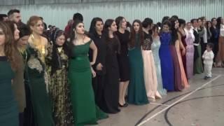 Mardin Düğünü - Kemençe - Özlem & Serhat - Emine & Servet - 04.02.2017 - Erlenhalle
