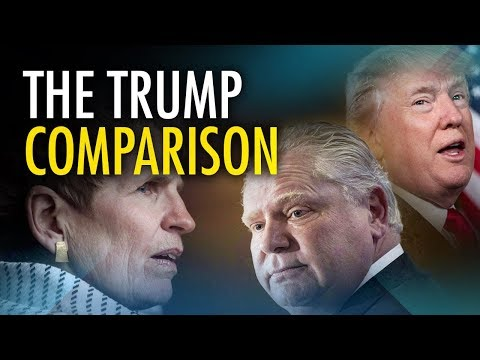 Wynne's anti-Trump rhetoric will backfire with Ford Nation