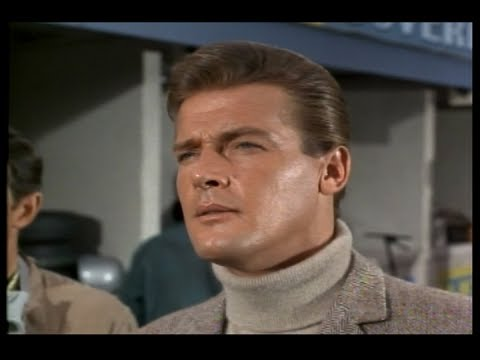 A Tribute: Roger Moore As The Saint