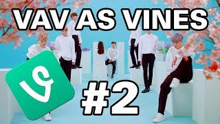 VAV as Vines #2