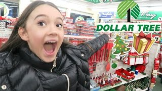 $1 Stocking Stuffers/Gifts from the DOLLAR STORE!!! DAY 10 VLOGMAS 2016 with Fiona Frills