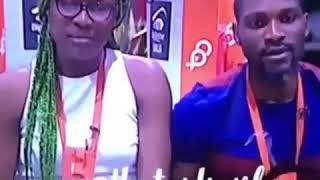 #Throwbacks Alex and Tobi tho......See for yourself (Just for laughs)